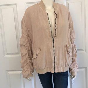 FreePeople NWT blush jacket